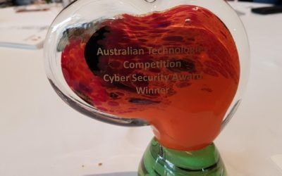 Success in the Australian Technologies Competition