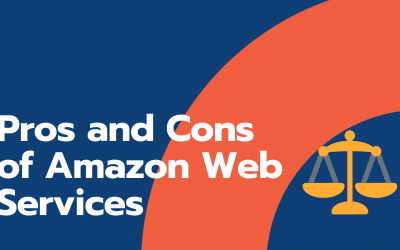 Pros and Cons of Amazon Web Services