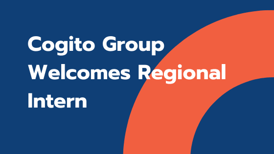 Cogito Welcomes its Newest Regional Intern