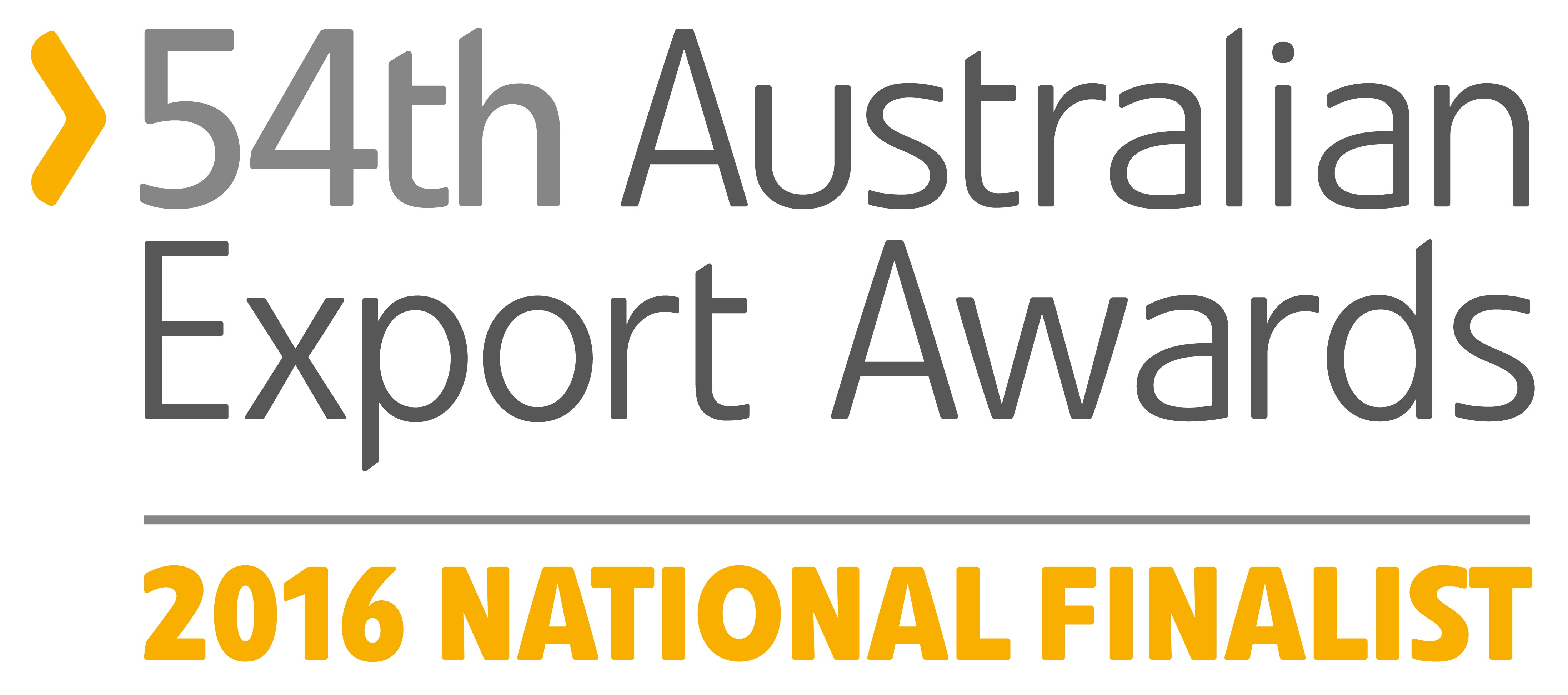 The 54th Australian Export Awards