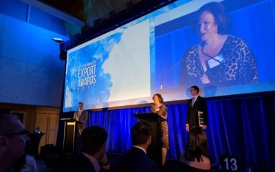 Cogito Group takes out Business Services award at Export Awards