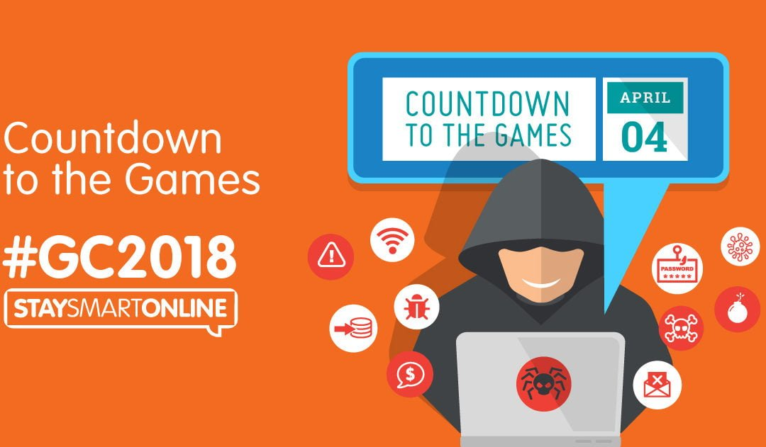 Keep cyber safe during the Commonwealth Games