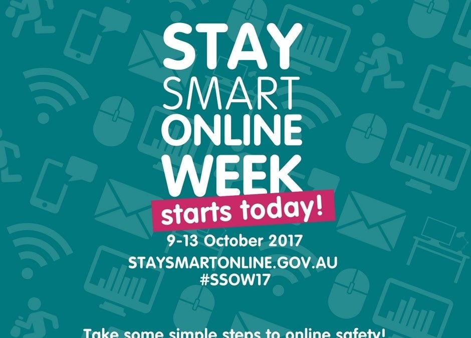 Stay Smart Online Week 2017