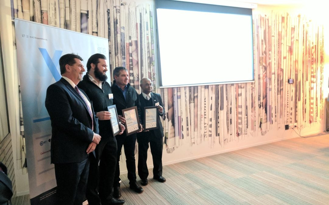 Cogito Group finalists in Export Awards